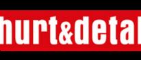 hurt&detal logo